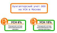 Бухгалтерский учет ООО на УСН доходы и доходы минус расходы
